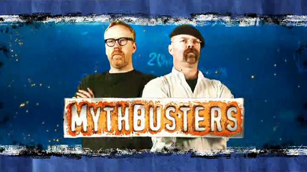 Mythbusters - Complete Series