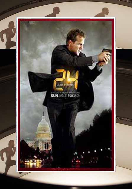 24 - Complete Series
