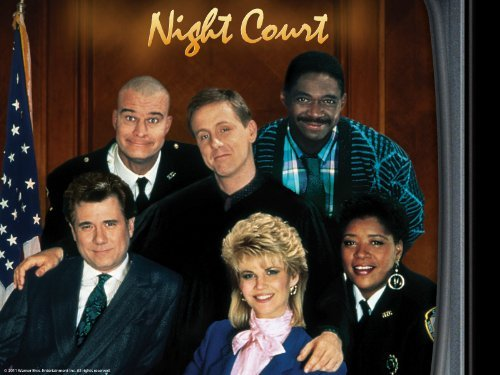 Night Court - Complete Series