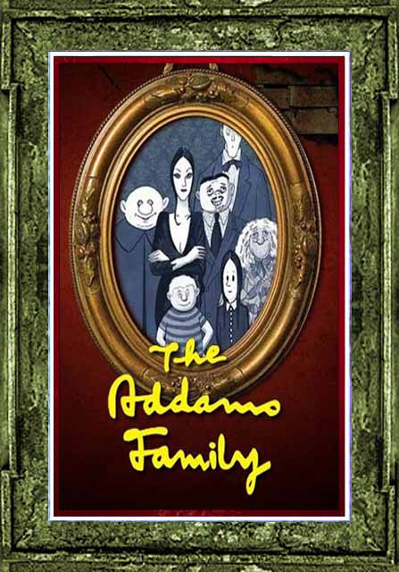 The Addams Family - Complete Series