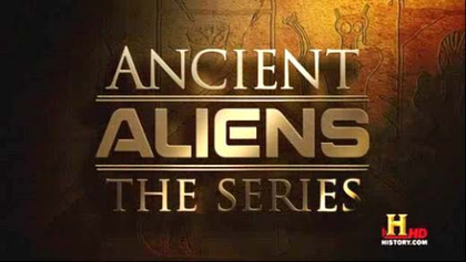 Ancient Aliens - Seasons 1-12