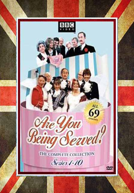 Are You Being Served? - Complete Series