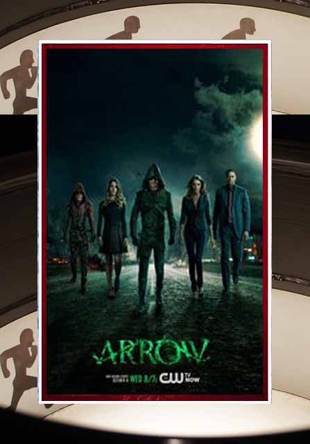 Arrow - Seasons 1-5