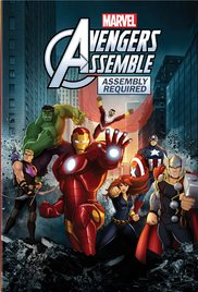 Avengers Assemble - Seasons 1-3