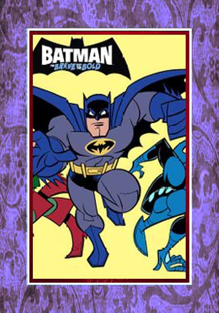Batman: The Brave and the Bold - Complete Series