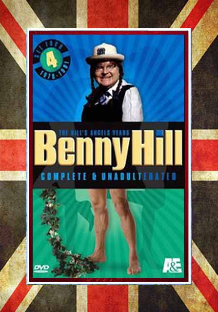 Benny Hill Show - Complete Series