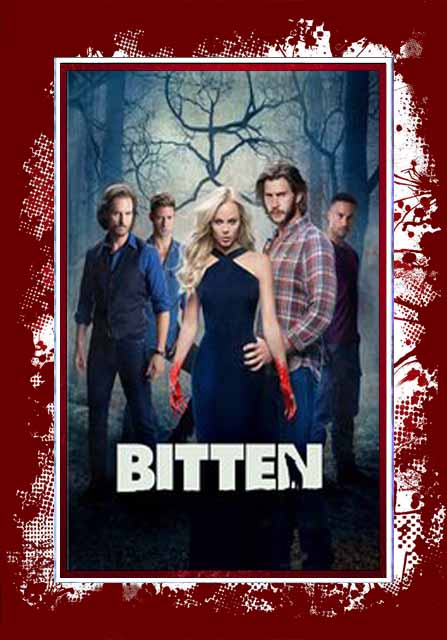 Bitten - Seasons 1-3