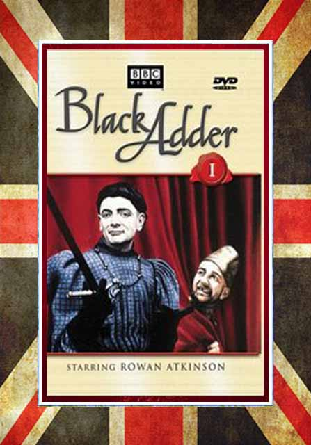 Black Adder - Complete Series