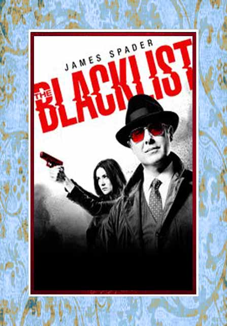 The Blacklist - Seasons 1-4