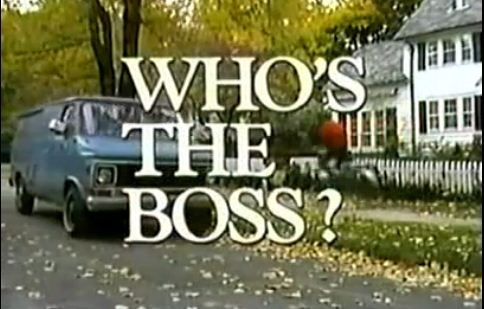 Who's the Boss? / Whos the Boss? - Complete Series