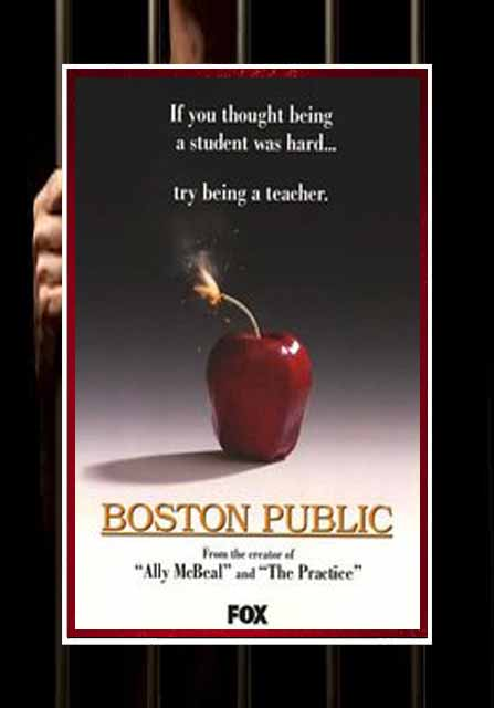 Boston Public - Complete Series