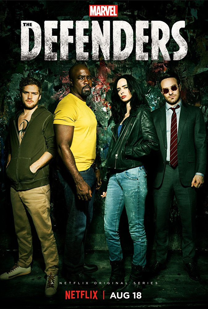 Marvel Defenders - Season 1