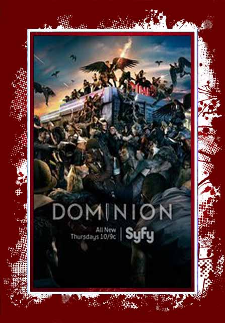 Dominion - Seasons 1 and 2