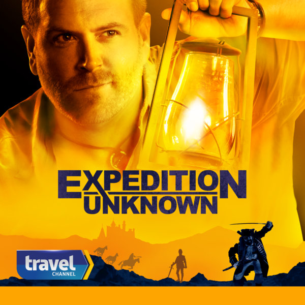 Expedition Unknown - Two x 4 Part Series