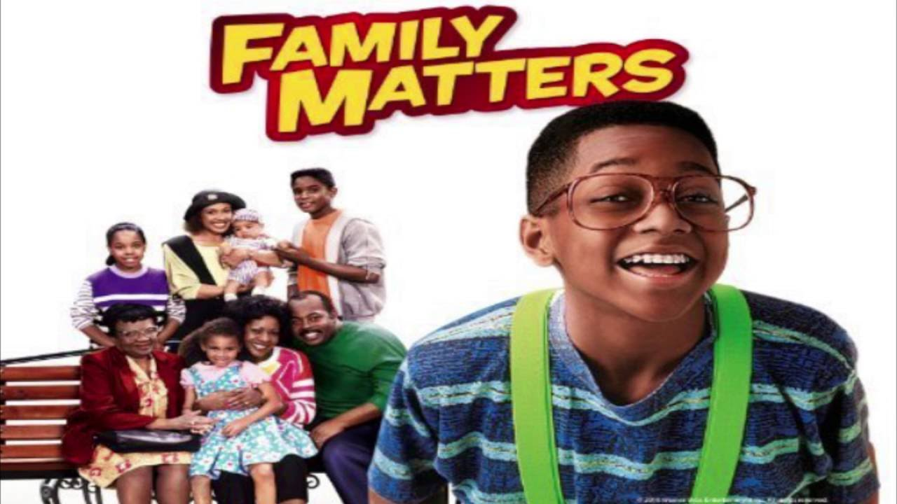 Family Matters - Complete Series