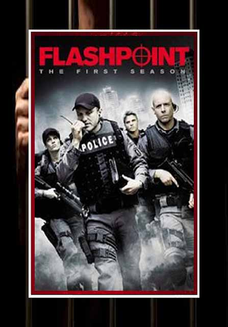 Flashpoint - Complete Series