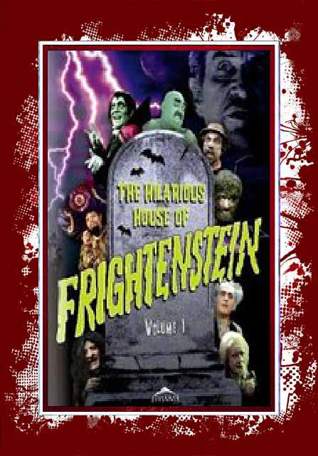 Hilarious House of Frightenstein - Collection
