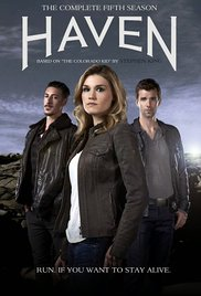 Haven - Seasons 1-4