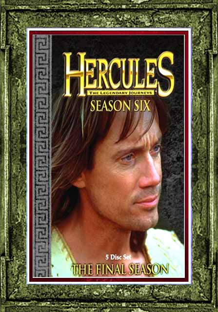 Hercules: The Legendary Journeys (Just the Movies)