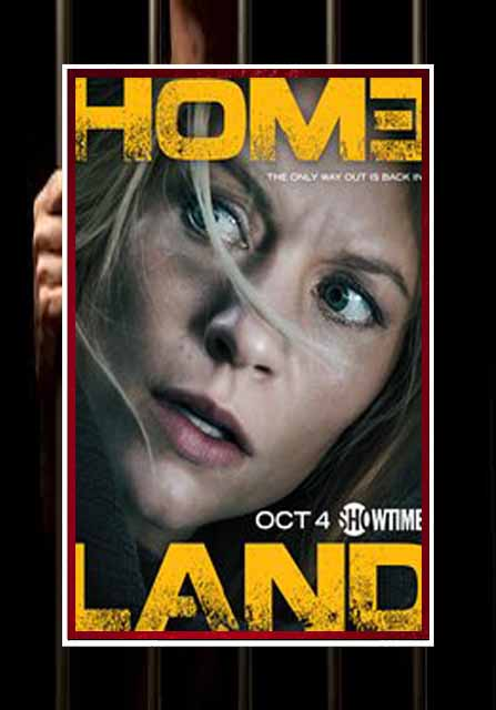 Homeland - Seasons 1-6