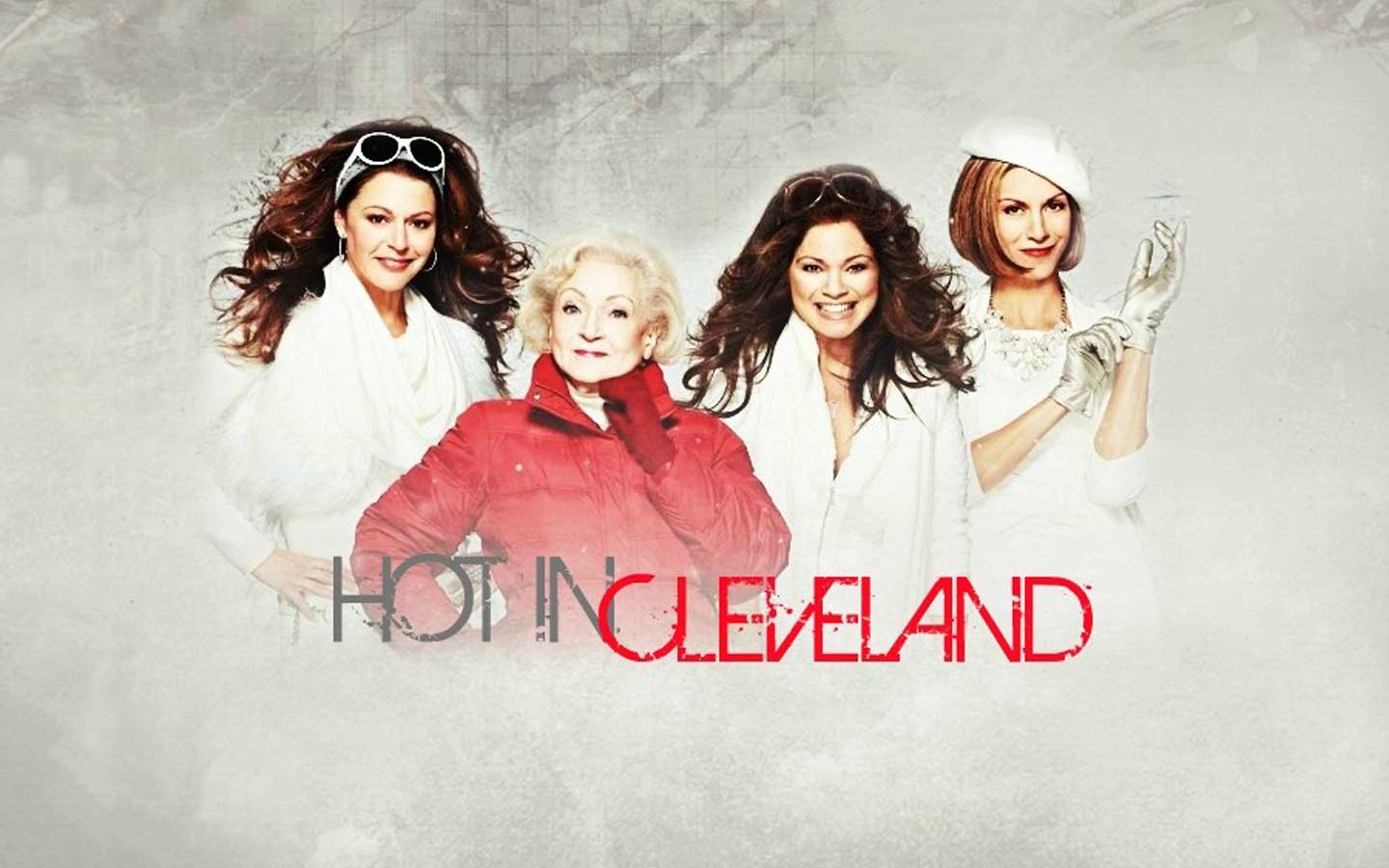 Hot In Cleveland - Complete Series