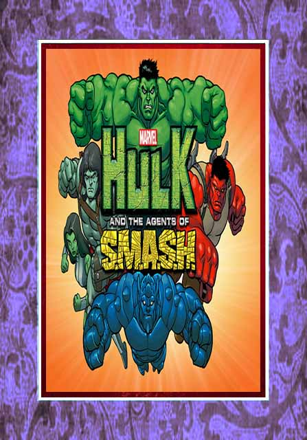 Hulk and the Agents of S.M.A.S.H. - Seasons 1 and 2