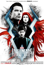 Marvel Inhumans - Season 1