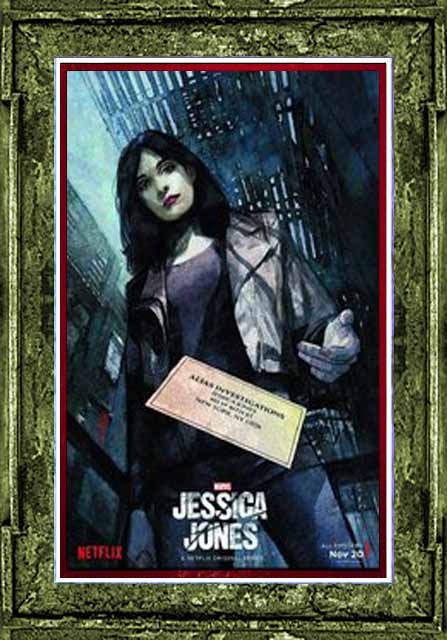 Marvel Jessica Jones - Season 1