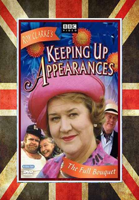 Keeping Up Appearances - Complete Series