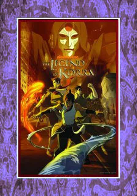 Legend of Korra - Complete Series