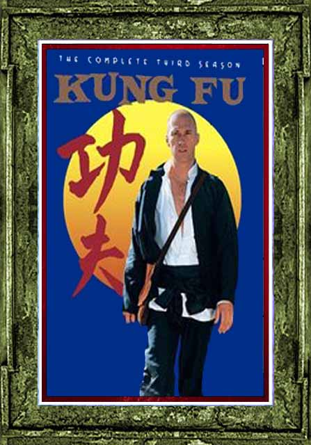 Kung Fu: Original Series + The Legend Continues