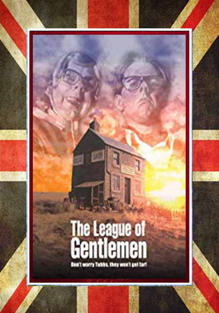 League of Gentlemen - Complete Series