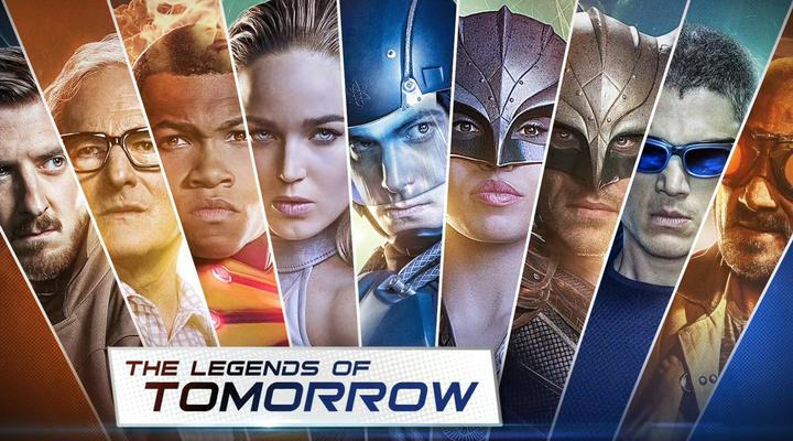 Legends of Tomorrow - Seasons 1-4