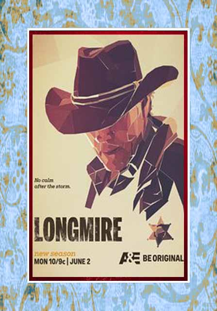 Longmire - Seasons 1-4