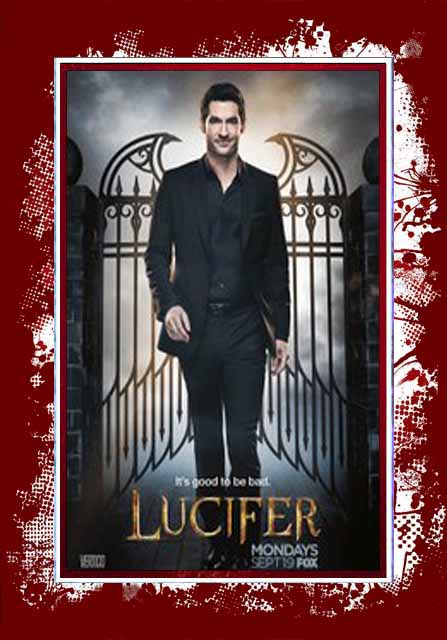 Lucifer - Seasons 1 and 2