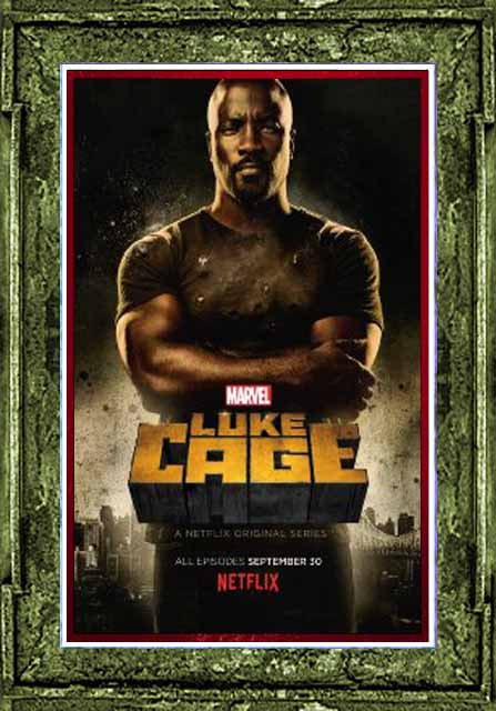 Marvel Luke Cage - Seasons 1 and 2