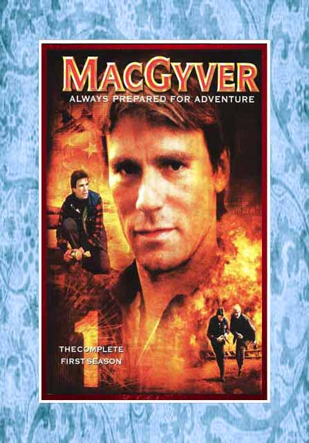 MacGyver - Complete Series