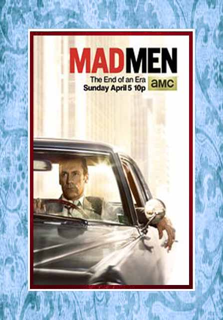 (May 3) Mad Men - Complete Series
