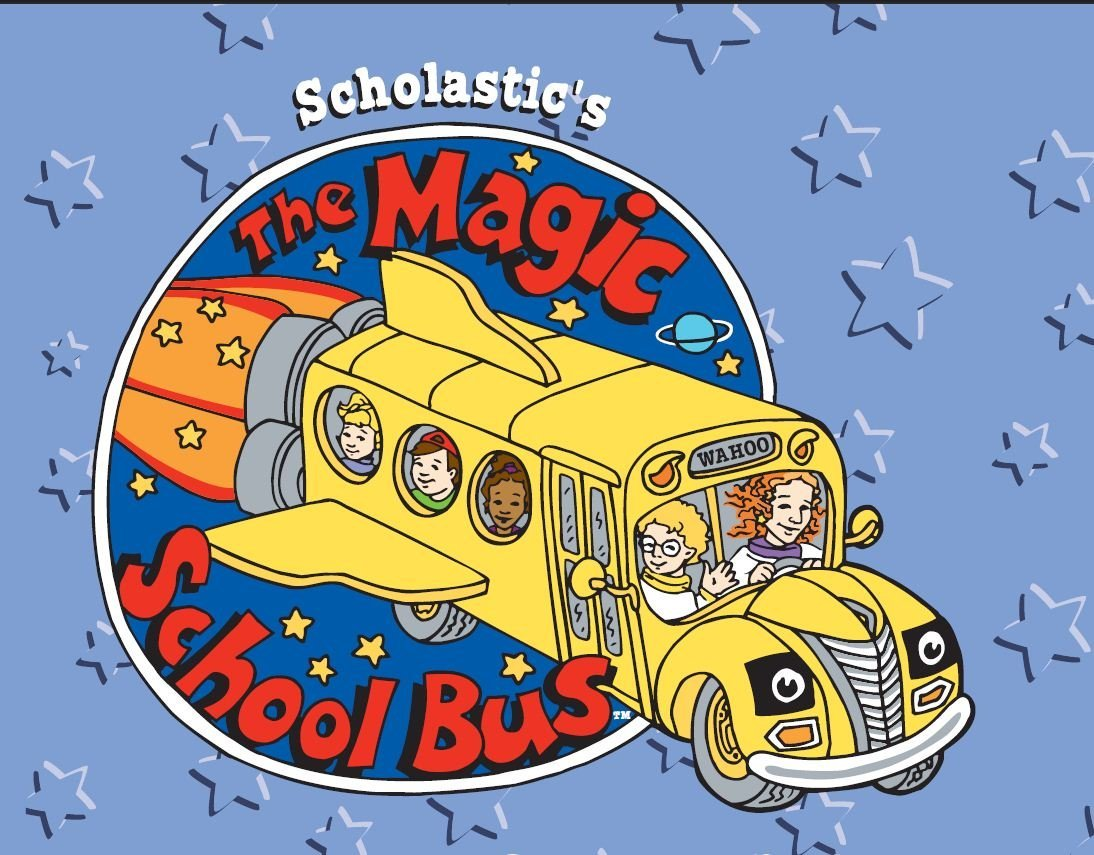 The Magic School Bus - Complete Series