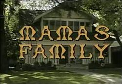 Mama's Family - Complete Series