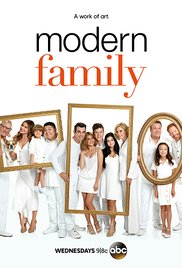 (March 3) Modern Family - Seasons 1-8