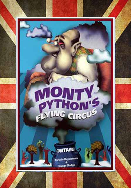 Monty Python's Flying Circus - Complete Series