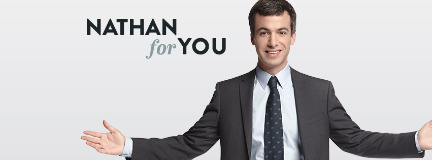Nathan For You - Seasons 1-4