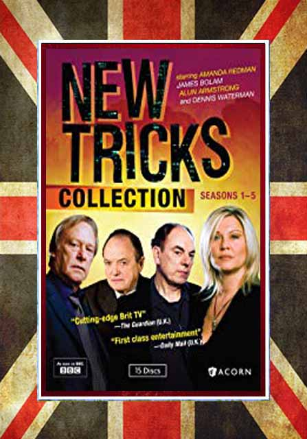 New Tricks - Complete Series