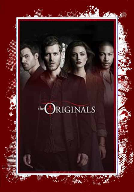 The Originals - Seasons 1-4