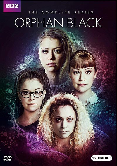 Orphan Black - Seasons 1-5