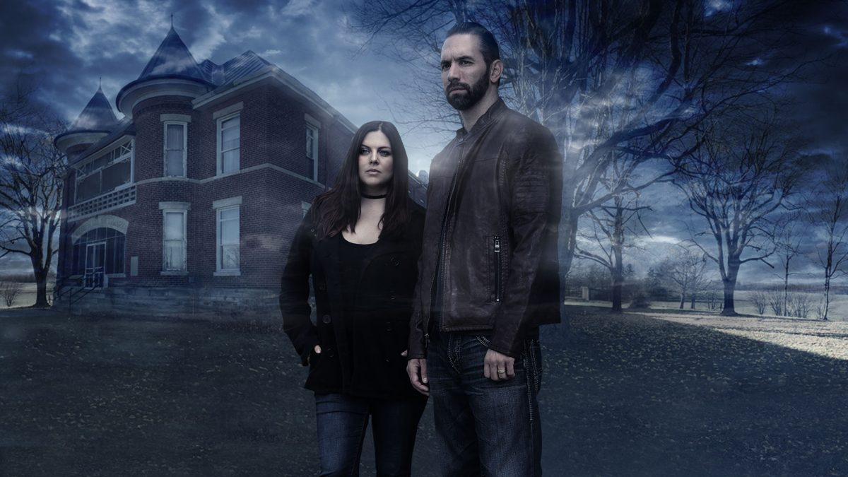 Paranormal Lockdown - Seasons 1-3