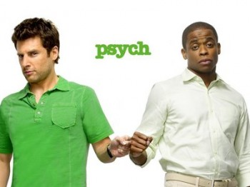 Psych - Complete Series