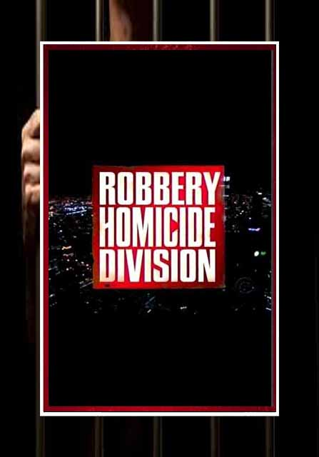 Robbery Homicide Division - Complete Series