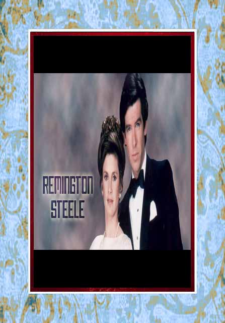 Remington Steele - Complete Series